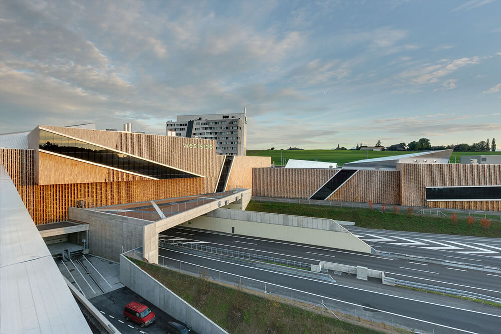 Bern / Westside Shopping and Leisure Centre